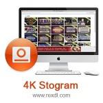 4K Stogram 1.9.3 MacOSX - Free Instagram Downloader