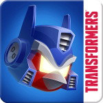 Angry Birds Transformers 1.1.8 for iPhone iPad iPod