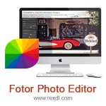 Fotor Photo Editor 2.0.3 Mac OS X