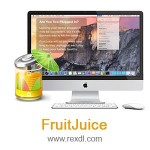 FruitJuice 2.2.6 Mac OS X