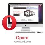 Opera 30.0.1835.125 Mac OS X