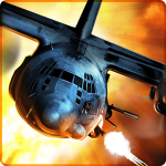 Zombie Gunship: Gun Dead 3D 1.14.4 APK + DATA Android