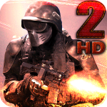 Second Warfare 2 HD 1.01 APK + DATA for Android