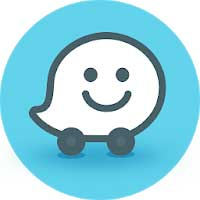 waze social gps maps traffic android thumb