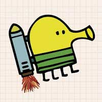 doodle jump android thumb