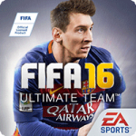 FIFA 16 Ultimate Team 3.2.113645 Apk + Mod + Data Patched