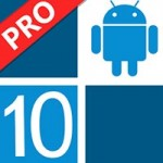 Win 10 Launcher Pro 2.2 Apk for Android