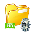 file manager hd explorer android thumb