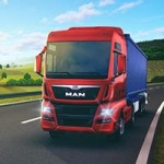 TruckSimulation 16 1.2.0.7018 Apk + Mod + Data for Android