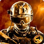 Battlefield Combat Black Ops 2 BFBO2-2.5.1 Apk Mod for Android