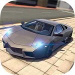 Extreme Car Driving Simulator Android thumb