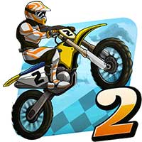 Mad Skills Motocross 2 2.8.3 Apk + Mod (Rockets/Unlocked) Android