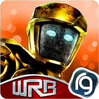 Real Steel World Robot Boxing 37.37.224 Apk + Mod (Money) + Data Android