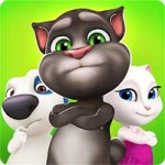 Talking Tom Bubble Shooter 1.2.1.629 Apk Mod for Android