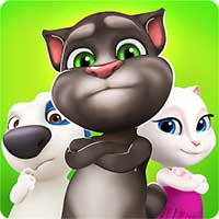 Talking Tom Bubble Shooter Android thumb