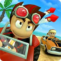 Beach Buggy Racing 1.2.21 Apk + Mod for Android