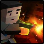 Cube Zombie War 1.1.9 Apk Mod Money for Android