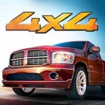 Drag Racing 4×4 1.0.150 Apk Mod for Android
