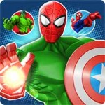Mix+Smash Marvel Mashers 1.5 Apk Mod + Data for Android