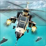 Modern Copter Warship Battle 1.0 Apk Mod for Android