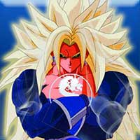Saiyan Battle of Goku Devil Android thumb