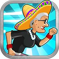 angry gran run running game android thumb