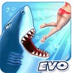 Hungry Shark Evolution 5.0.0 Apk Mod for Android