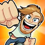 PewDiePie Legend of Brofist 1.3.1 Apk Mod+ Data for Android