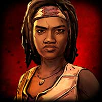 The Walking Dead Michonne Android thumb