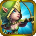 Castle Clash Brave Squads 1.3.17 APK + DATA Game for Android