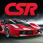 CSR Racing 4.0.1 Apk + Mod + Data for Android