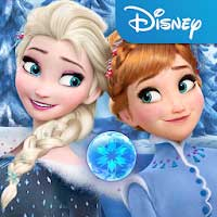 frozen free fall android thumb