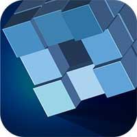 Grey Cubes 3D Brick Breaker Android thumb
