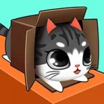 Kitty in the Box 1.4.8 Apk Mod lots of Fish Android
