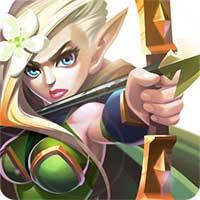Magic Rush Heroes Android thumb