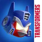 Angry Birds Transformers 1.24.9 APK + MOD + DATA for Android