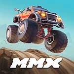 MMX Hill Dash 1.0.7454 Apk Mod Gold Unlocked Android