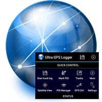 Ultra GPS Logger Android thumb