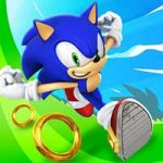 Sonic Dash 3.7.3.Go APK + MOD Red Star Rings for Android
