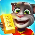 Talking Tom Gold Run 1.4.0.665 Apk Mods Android