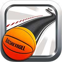 BasketRoll 3D Rolling Ball Android thumb
