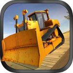 Bulldozer Drive 3D Hill Mania 1.1 Apk Simulation Game Android