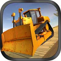 Bulldozer Drive 3D Hill Mania Android thumb