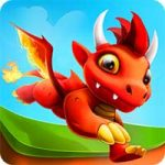 Dragon Land 3.2.1 Apk Mod Gold Diamond Live Android