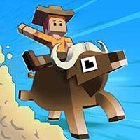 Rodeo Stampede Sky Zoo Safari 1.22.6 Apk Mod (Money) Android