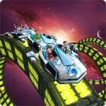 Roller Coaster Simulator Space Android thumb