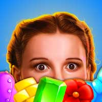 The Wizard of Oz Magic Match 1.0.3857 Apk Mod Lives Boosters Android