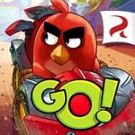 Angry Birds Go! 2.4.1 Apk + Mod + Data for Android