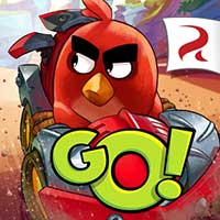 Angry Birds Go Red Car