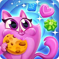 Cookie Cats 1.47.1 Apk + MOD (Lives/Coin/Gold/Unlocked) Android